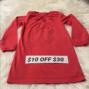 Toddler girls outfit size 4T